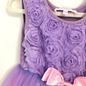 Other - Girls Rosette Dress
